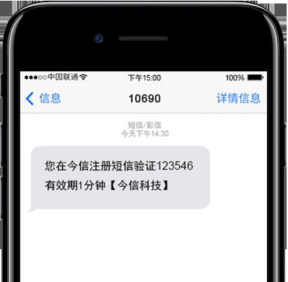 短信验证码、手机短信验证码发送实例